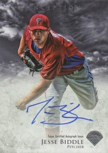 biddle inception autograph
